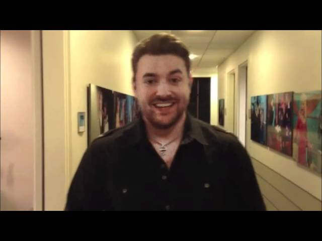 Chris Young at The Ellen Show