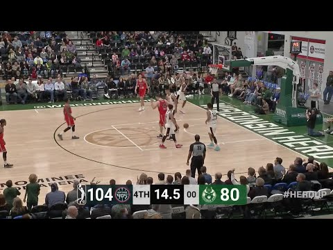 Brandon Jennings (0 points) Highlights vs. Raptors 905