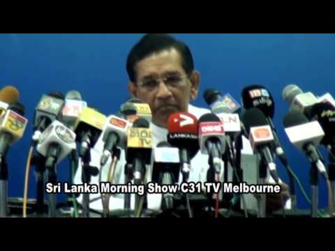 News - Sri lanka Morning Show TV Melbourne With Charini Bandara