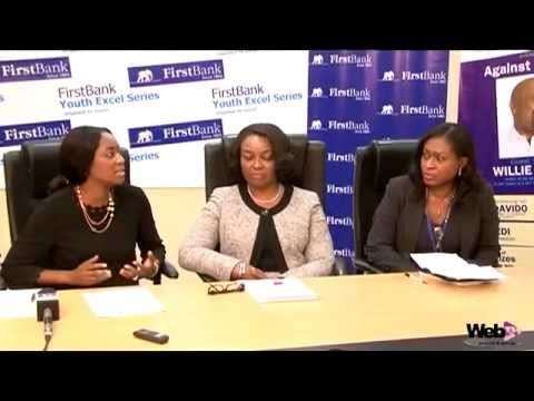 First Bank Nigeria Launches Youth Excel Series
