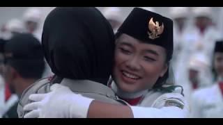 Pasukan Pengibar Bendera Pusaka Provinsi Jawa Tengah Tahun 2018 - Stafaband