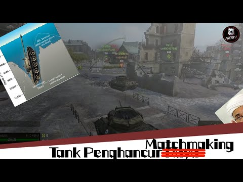 Operasi Perusak Matchmaking (World of Tank) from YouTube · Duration:  10 minutes 5 seconds