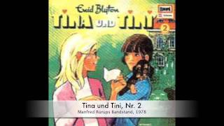 »Tina und Tini«, 3 Themen - Manfred Rürup (1978) [Rekonstruktionen]