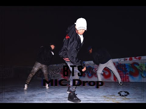 BTS (방탄소년단) MIC Drop dance cover by RISIN' CREW ~ SPECIAL MADE IN KOREA