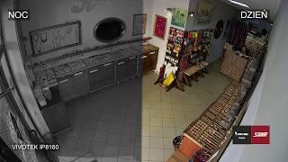 VIVOTEK IP8160 - Wewnętrzna kamera IP dzień / noc
