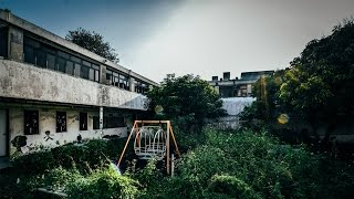 HK URBEX: Inside a creepy Chinese psychiatric hospital