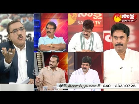 KSR Live Show || బాలకృష్ణ బూతులు.. పవన్ కళ్యాణ్ నిరసనలు - 21st April 2018