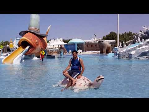 Ras Al Khaima-Iceland Water Park 1st  April 2018