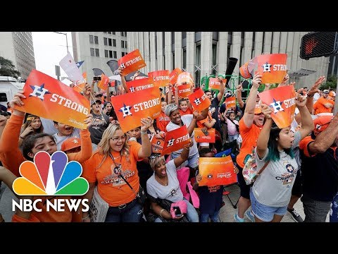 Houston Astros World Series Victory Parade | NBC News