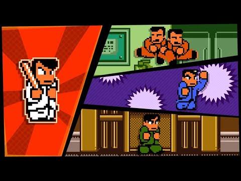 Super Smash Bros. Ultimate - All River City Spirit Battles |