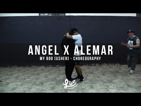 Angel & Alemar | Usher - My Boo | Live Dance Centre