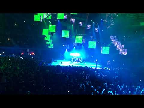 Metallica - Master Of Puppets (Wizink Centre, Madrid, Spain 3rd February 2018)