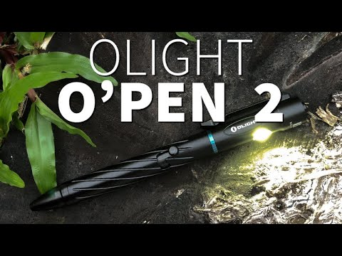 Olight OPen 2: an EDC Pen + Light combo – Review