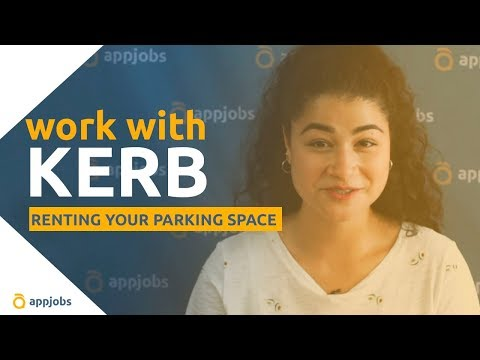 Rent your parking space with Kerb 🚗🛣 | AppJobs.com