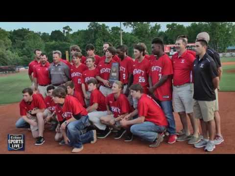 Tribune Sports Live Huskies 7A State Baseball Champions 2016