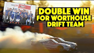 PERFECT Drift Event! | Double win for Worthouse Drift Team in Formula Drift Seattle