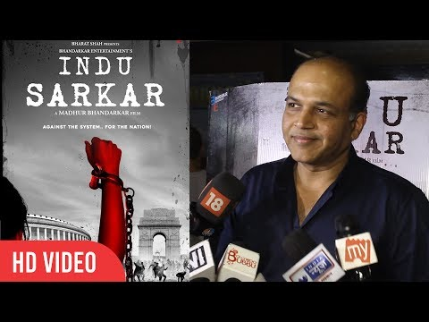 Indu Sarkar Movie Review | Ashutosh Gowariker At Special Screening Of Indu Sarkar