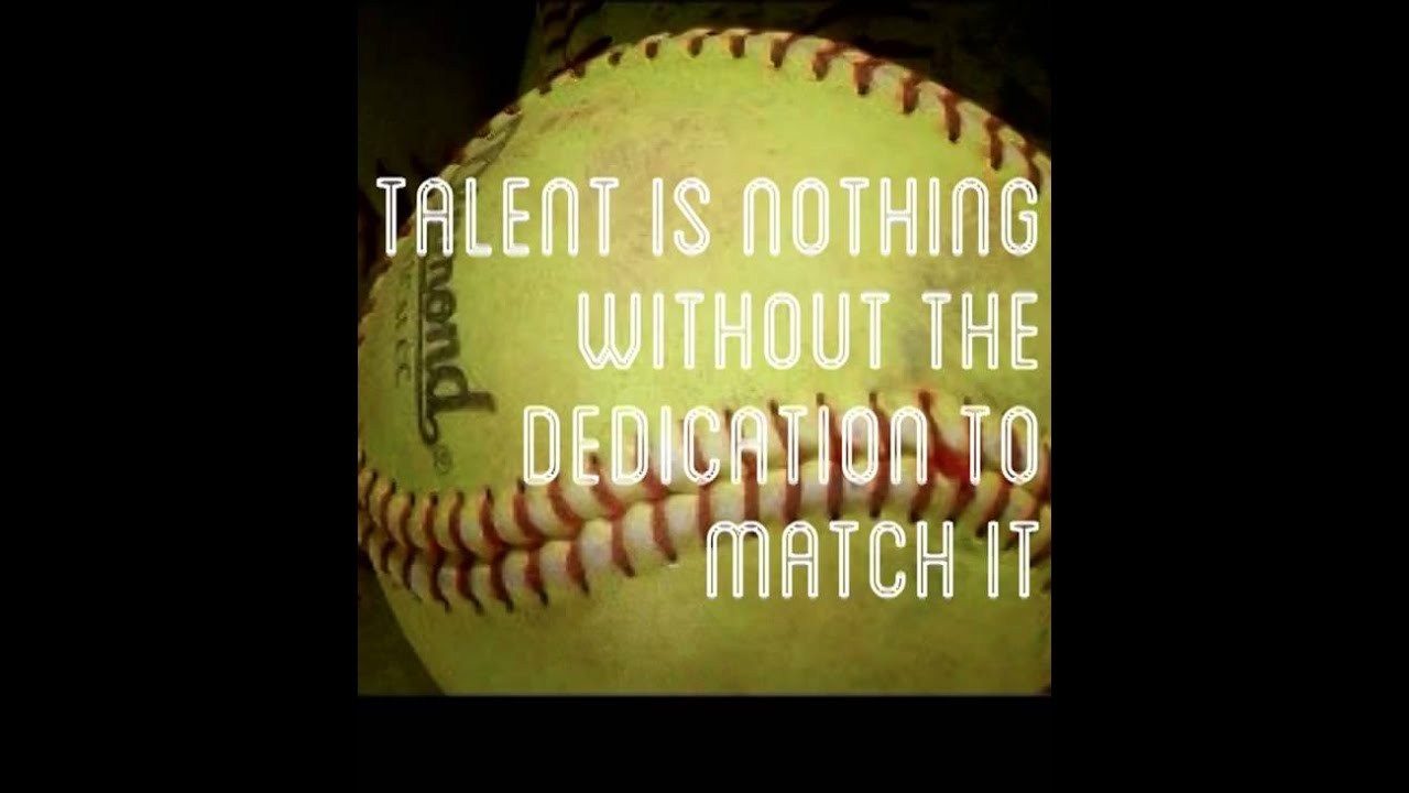 motivational softball video youtube