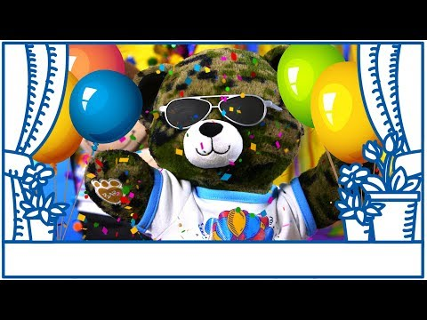 It's Build-A-Bear's 20th Birthday!
