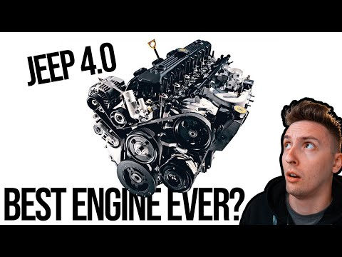 Jeep 4.0L: Everything You Need to Know