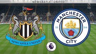 Premier League 2019/20 - Newcastle United Vs Manchester City - 30/11/19 - FIFA 20