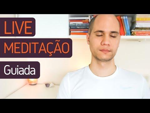 Meditação Guiada - 2019 - Live | Semana da Meditação