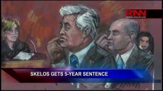 SKELOS GETS 5 YEAR SENTENCE