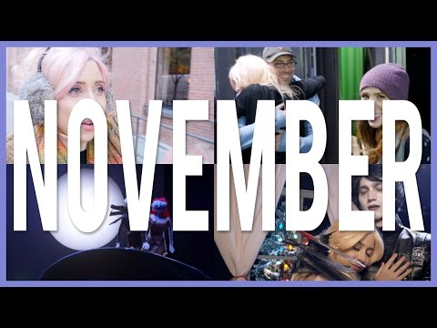 NOVEMBER | Time of the Month