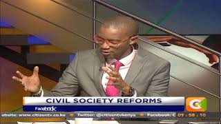 Civil society under reforms #CitizenExtra