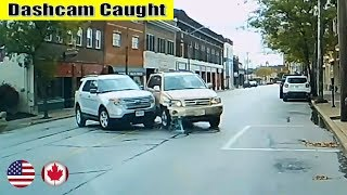 Ultimate North American Car Driving Fails Compilation: The One Where Truck Dumps Rocks And Mud