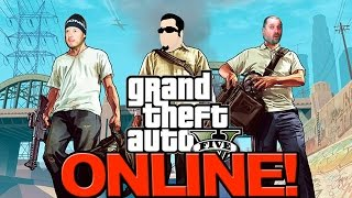 Grand Theft Auto Online on PS3 ♦ Gaming Under the Influence