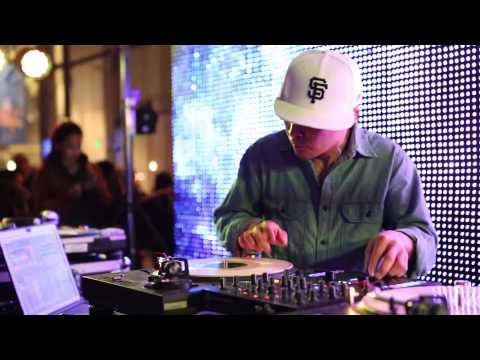DJ QBert Kickstarter Release Party 1.16.14 (HD)