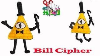 КАК СШИТЬ БИЛЛА/ ГРАВИТИ ФОЛЗ/Gravity Falls/ Muza Rukodeliya 🌺(Как сшить из фетра Билла (Bill Cipher) из мультфильма ГРАВИТИ ФОЛЗ/Gravity Falls своими руками. Как сшить треугольное..., 2016-11-12T16:54:31.000Z)