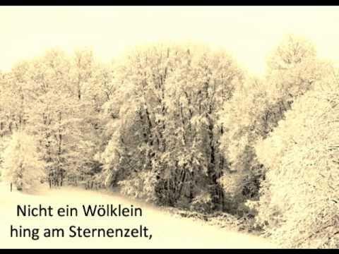 Gedicht Winternacht Gottfried Keller