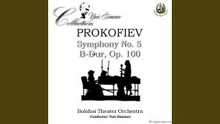 Symphony No. 9, Es-Dur, Op. 70: II. Moderato