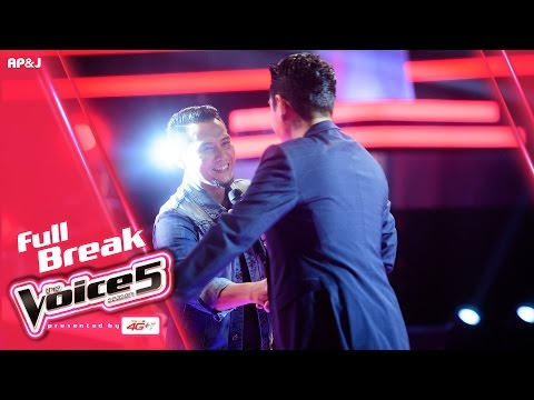 Blind Auditions - Full - (สำรอง) - วันที่ 09 Oct 2016 Part 5/6