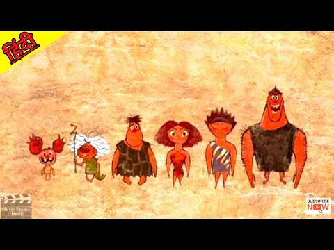 Download The Croods   First Time In Green Forest   Good Scenes   Hindi  362 X 854