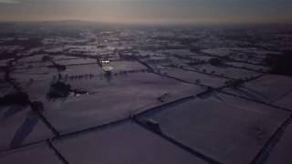 Winter Snow, Cheshire, Dec 2017