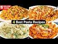 Indian Style Pasta Recipe | 4 लाजवाब और क्रीमी पास्ता झटपट बनाये इस आसान तरीके से | Kids Lunch Box