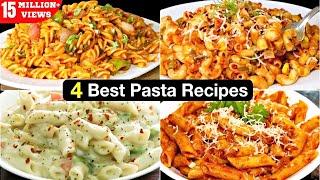 Indian Style Pasta Recipe  4 लजवब और करम पसत झटपट बनय इस आसन तरक स  Kids Lunch Box