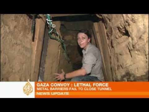 Egypt fails to block Gaza tunnels