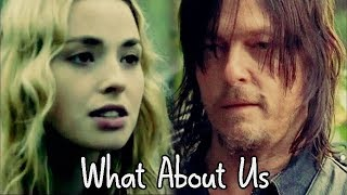 Gambar cover Daryl & OC // What About Us