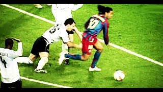 Ronaldinho Gaucho ● 10 Impossible Things in Football History