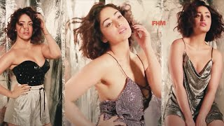 Yami Gautam looks dapper in the latest FHM Cover Shoot.