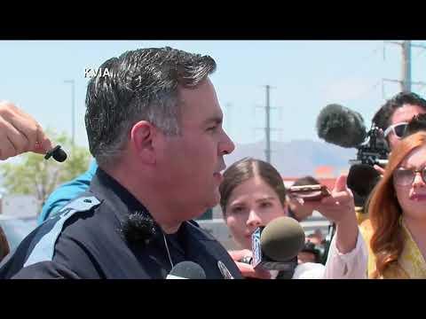 Shooting in El Paso, Texas: Multiple people killed, suspect in custody