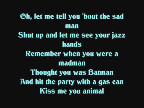 My Chemical Romance-Na Na Na (Lyrics)