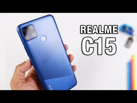 Realme C15 Unboxing, Review and Camera Test