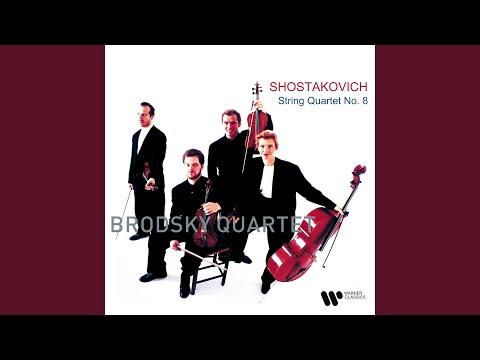 Shostakovich : String Quartet No.8 In C Minor Op.110 : II Allegro Molto