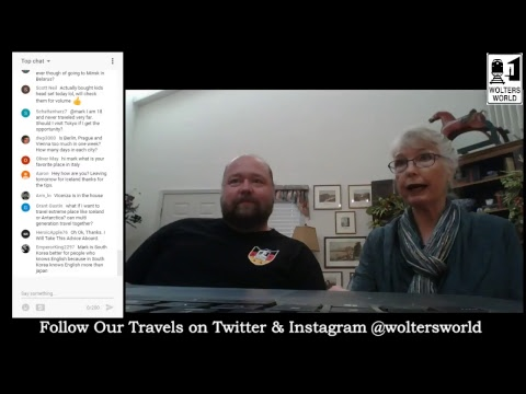 Advice on Traveling with Your Adult Children & Grandchildren or Grandparents