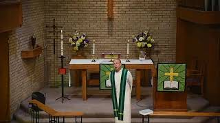 PART 2 - August 23, 2020 - Traditional Worship - The Twelfth Sunday after Pentecost